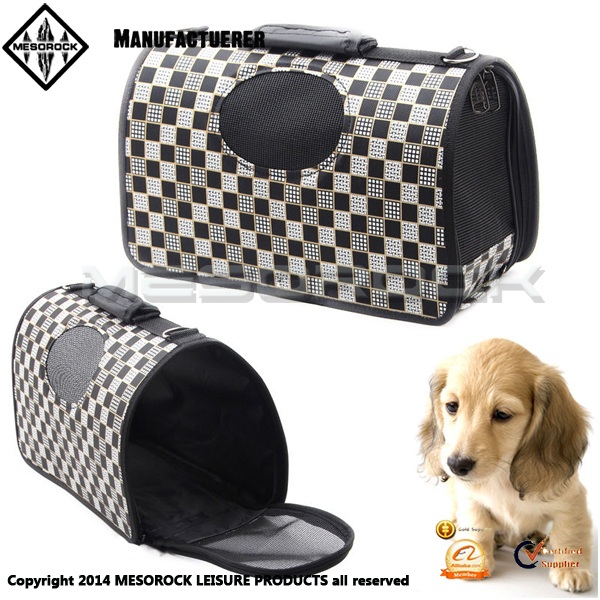 Puppy Dog Cat Soft Portable Tote Carrier House Travel Bag Cage Pet Bag Carrier