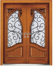 Zhejiang AFOL 2015 modern melamine office wood door prices double swing door design