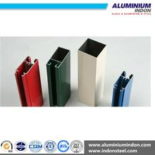 Aluminium extruded sections / weight of aluminum section for window