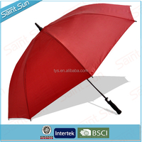 Auto Open Promotion Golf Umbrella, Rain Umbrella Windproof,Best Quality Leisure Golf Umbrella Personalized Design umbrella