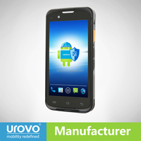 Enterprise Smartphone with wifi/bluetooth/GPS/WCDMA.Urovo i6300 Data terminal