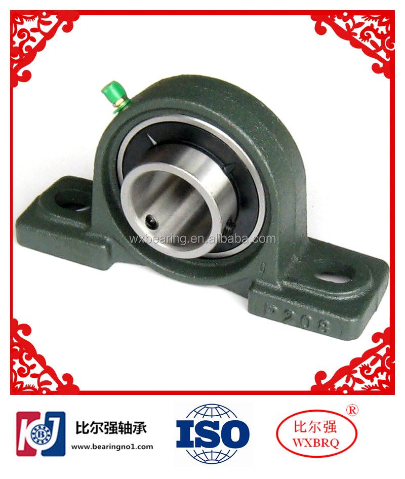 double roller bearing pillow block