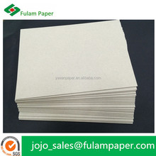 3mm thick gray cardboard sheets