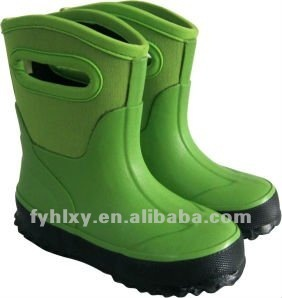 children neoprene rubber boots