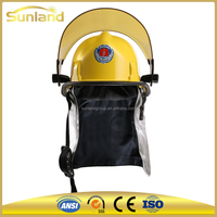 Fire Safety Helmet - The Best Choice hard hat for Fire Rescue