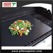 "PTFE Non-stick BBQ Cooking Mat, 16.25"" *23 "" ,PTFE Heavy Duty Material"