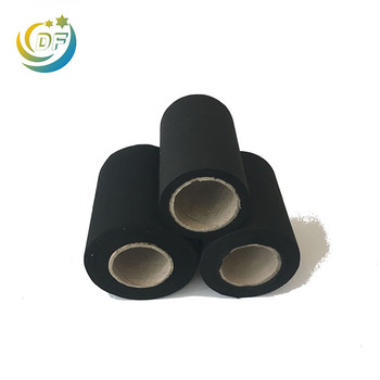 Activated carbon fiber cloth non-woven fabric nonwoven for chemical felt odor removal