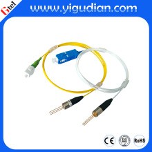High power fiber coupled 1550nm laser diode