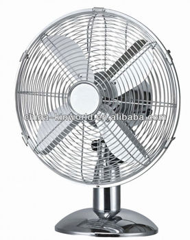 "10""safety small metal table fan"