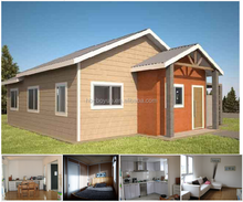 China Supplier More Than 70 Years Service Life Prefabricated House And Villa