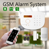 2017 Best alarm system from Golden Security with cheap price wireless gsm alarm system host GS-S2G