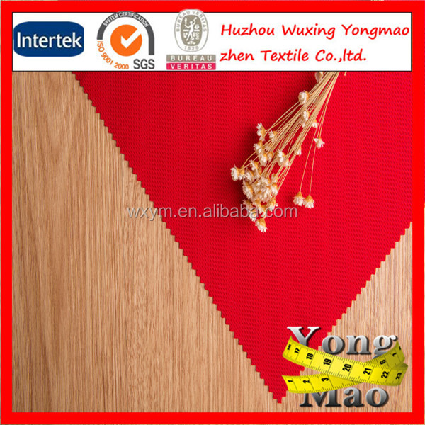 100%polyester knitted fabric for making ladies dress underwear fabric