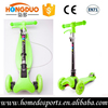 Customize Aluminum Body Kids Kick Scooter With double brake