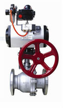 stainless steel 2 way ball valve with lever operated