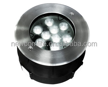 IP68 led pool light embedded underwater light 18W 9W 6W DC24V