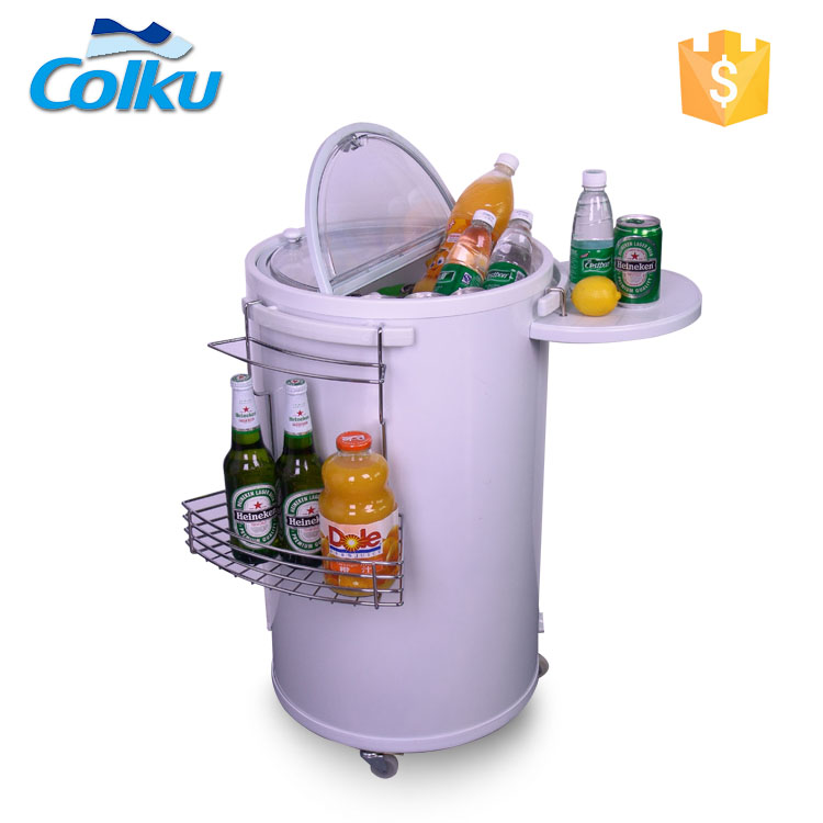 Factory Wholesale Wine Coolers & Chillers Beer Table Custom Ice Bucket