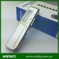 Mini Keychain Voice Recorder with Timer
