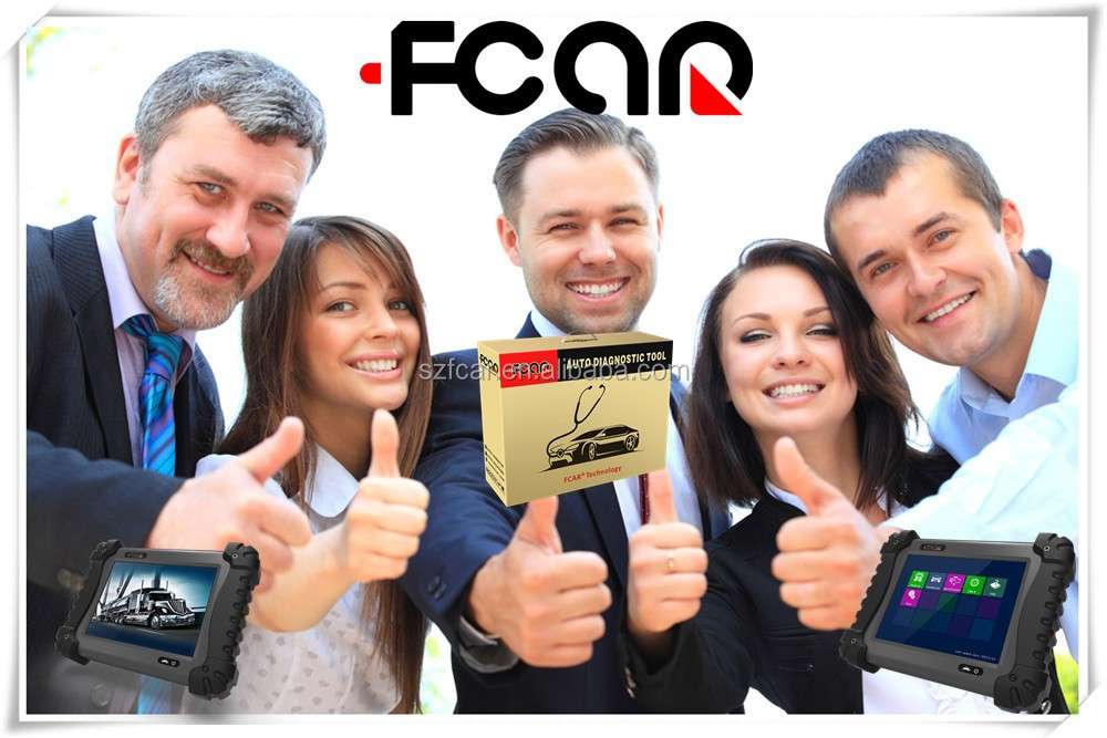 Newest free update online Fcar F3-G Diesel and Petrol cars diagnosis tool