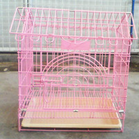 2016 foldable transportation bird cage made in china