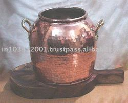 Copper Tandoor BSARS-10
