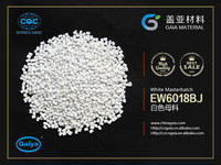 White color masterbatch EW6018BJ