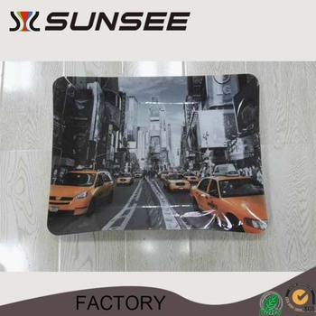 China manufacturer cheap acrylic serving tray