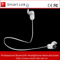 2014 Made in china Factory bluetooth Sport Stereo bluetooth new hearing aid earphone Support CE FCC Rohs BQB