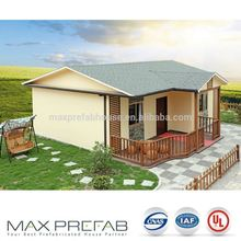 PV56-1 Hot Product Earthquake Proof Prefab Country House Designs