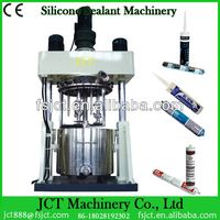 Machine for making acrylic silicone sealant