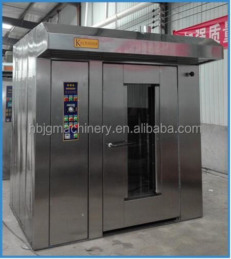 professional industrial bread baking rotary oven for sale