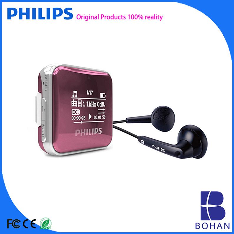 Philips Shenzhen Factory Supply Good Quality Sport Mp3