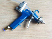 Car painting chrome Hvlp paint spray gun with double heads No. SG2H