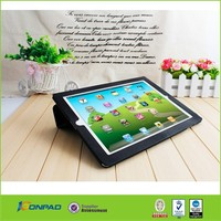 High Quality PU Cases Cover Housing for Apple iPad Mini Tablets from Dongguan