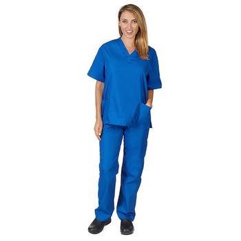 Custom hospital scrubs uniforms nurse medical