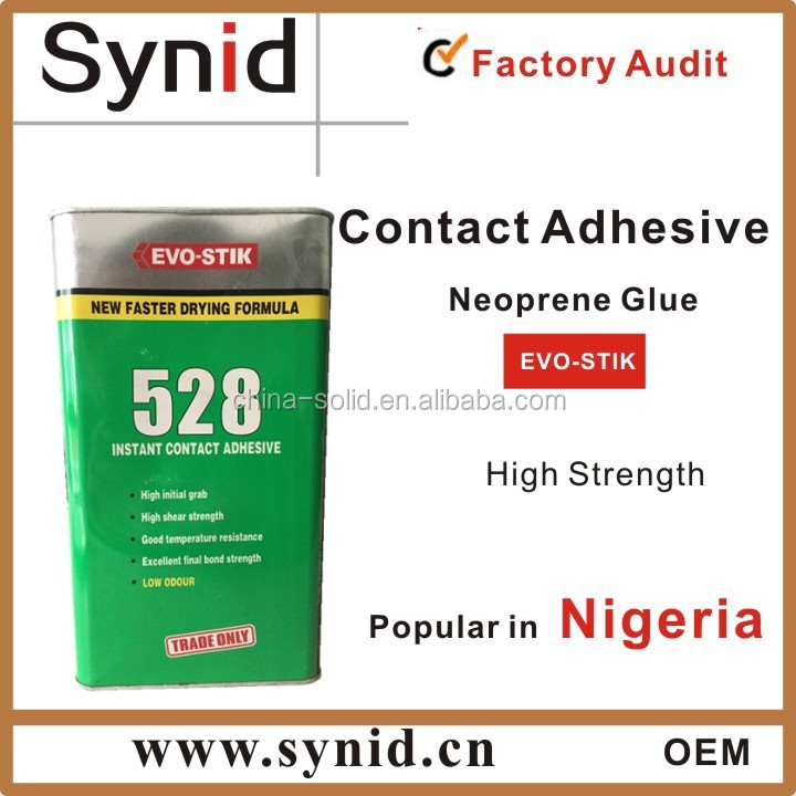 Chloroprene adhesive, neoprene contact adhesive, rubber glue