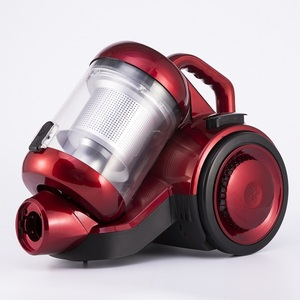 Cylinder Bagless Vacuum Cleaner with ERP2 AT401