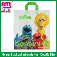 good service plastic shopping bag for scarf jewel