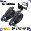 "BJ-RM-022 universal CNC hand bar end mirror motorbike 7/8"" handlebar side mirror"