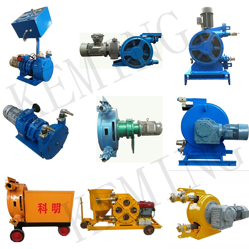 Customized Industrial Hose Pump Electric Hose Pump and <strong>Diesel</strong> Hose Pump