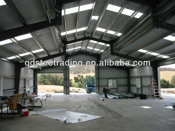 industrial steel construction buildings