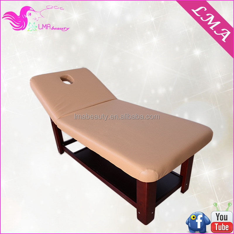 Unique bottom price best selling wooden best Cosmetic massage Bed MD41