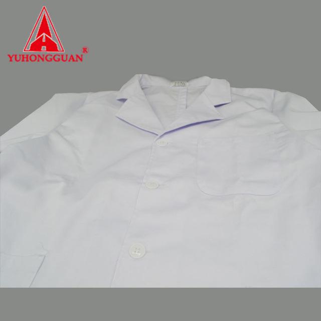 White uniform woman shirts