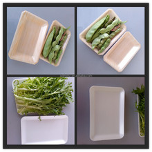 custom FDA approved different sizes disposable PS/PP plastic fruit packaging tray