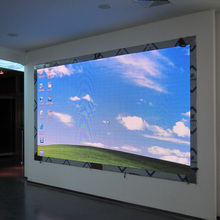Alibaba.com Express High Resolution 64x64 dots SMD Module P4 Indoor Full Color LED Display Screen