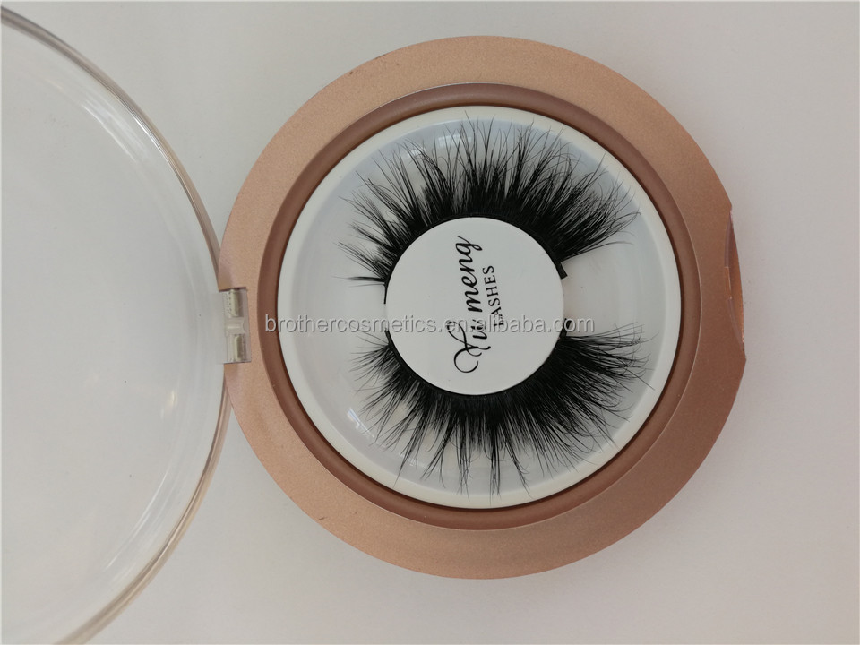 2017 Good Feedback Eye Lashes Natural Looking 3D Mink Fale Eyelashes D733