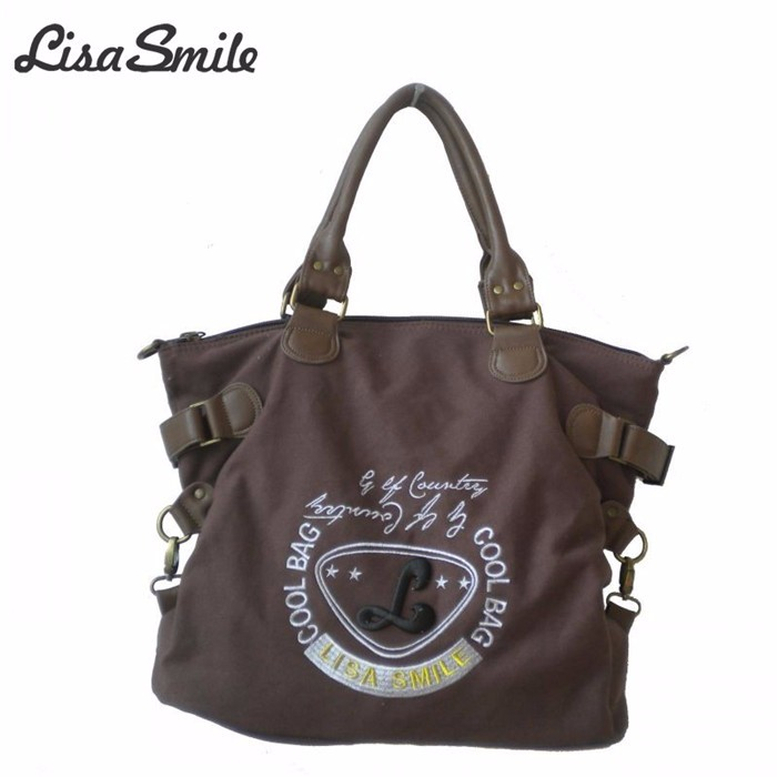 High quality promotion custom tote canvas bags