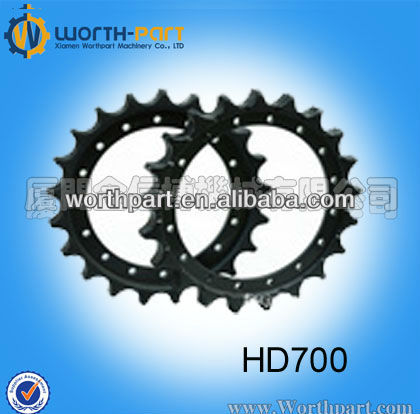 Chain Sprocket of Excavator For Kato HD700