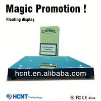 New invention 2013 !! Magnetic Floating pop display ,portable display shelves