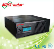 12v 24v off grid tie solar power inverter 600w with AC charger output