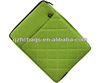 Quilted PU leather Zipper Bag for ipad (ESC-LTB027)